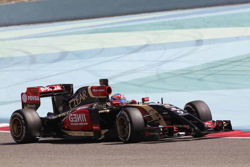 Romain Grosjean:
