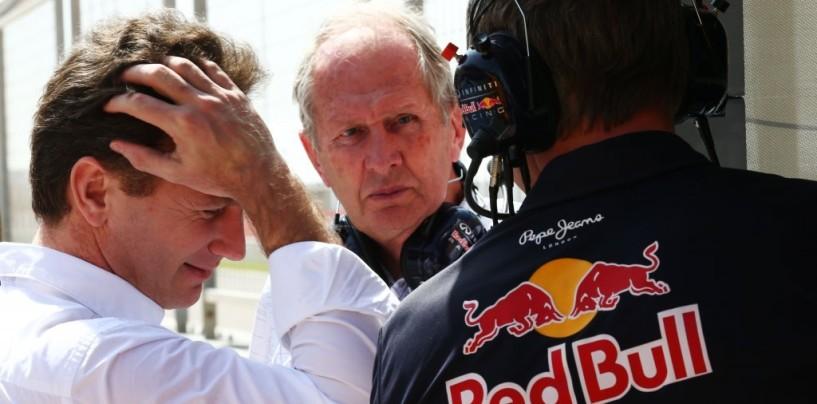 Red Bull: Marko non ha gradito la presenza di Vettel ai box Ferrari