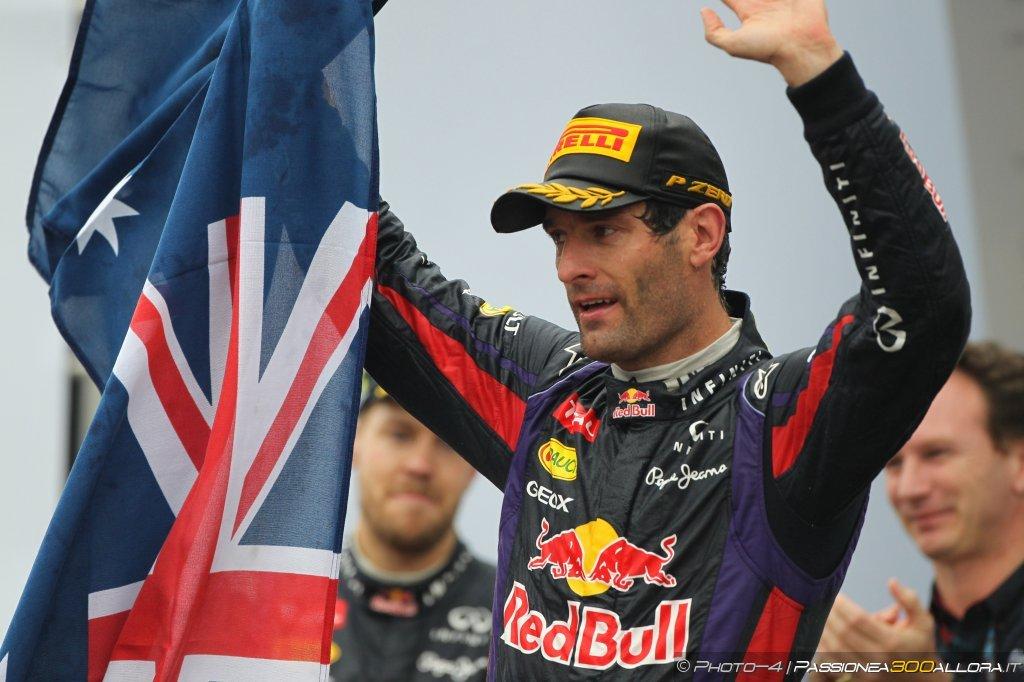 Mark Webber collaborerà con la BBC nel corso della stagione 2014