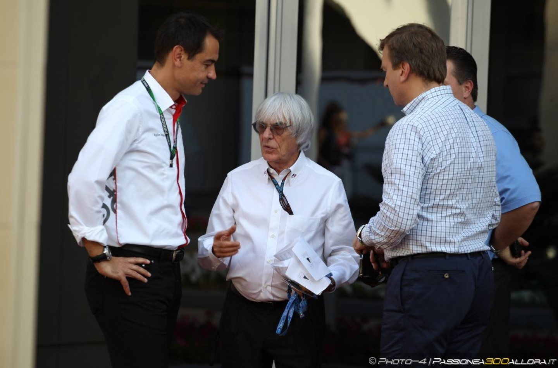 """Ecclestone: """"Possibile un GP in Azerbaijan nel 2016"""""""