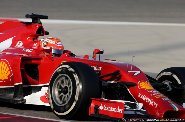 """Raikkonen: """"Solo la pista dirà chi sarà il più veloce"""""""