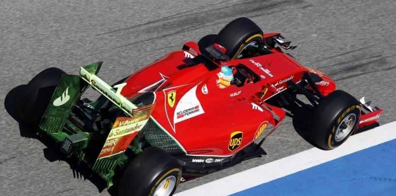 GP d'Australia, prove libere 1: Alonso al comando