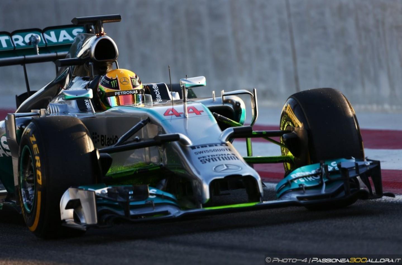 Gp del Bahrain, prove libere 1: Mercedes al comando