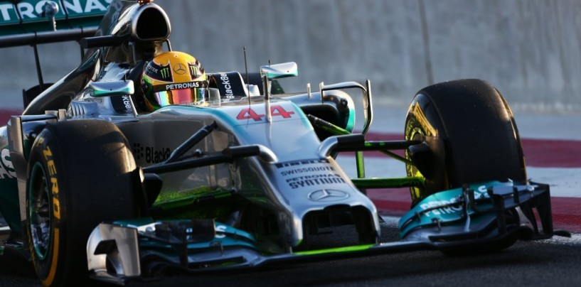 GP d'Australia, qualifiche: Hamilton in pole!