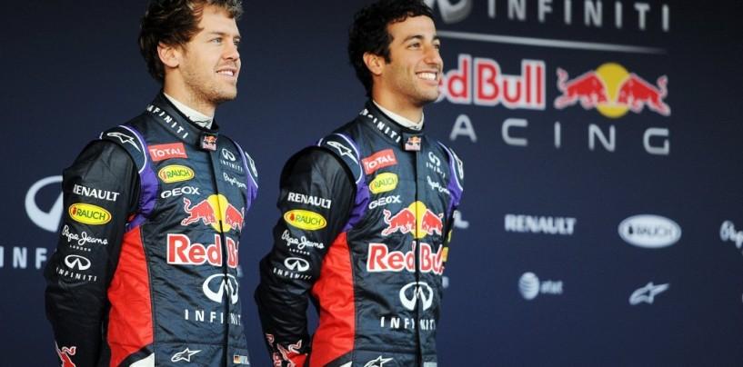 """Daniel Ricciardo: """"Non ho paura della rivalità con Sebastian Vettel"""""""