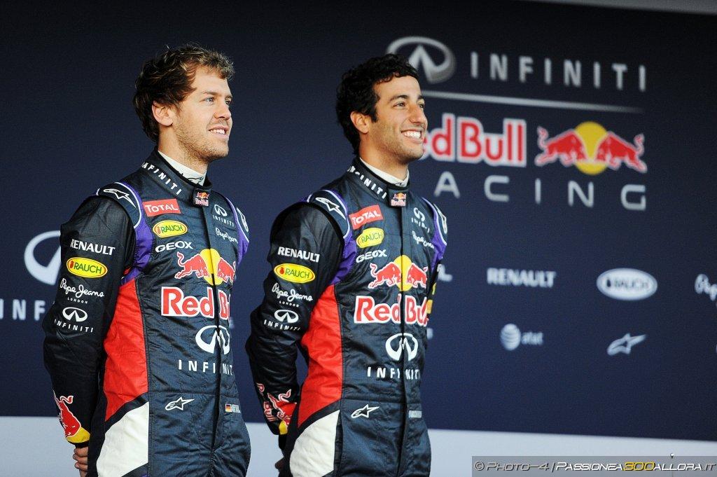 Daniel Ricciardo parla di Vettel e della sua difficoltà nei sorpassi