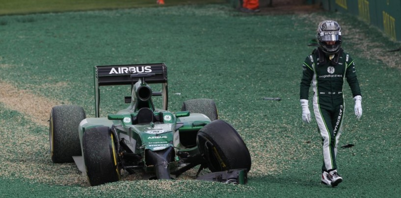 Le 10 Pillole del GP d'Australia 2014