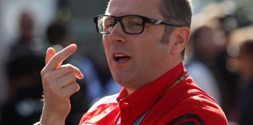 Stefano Domenicali torna a parlare alla FIA Sport Conference