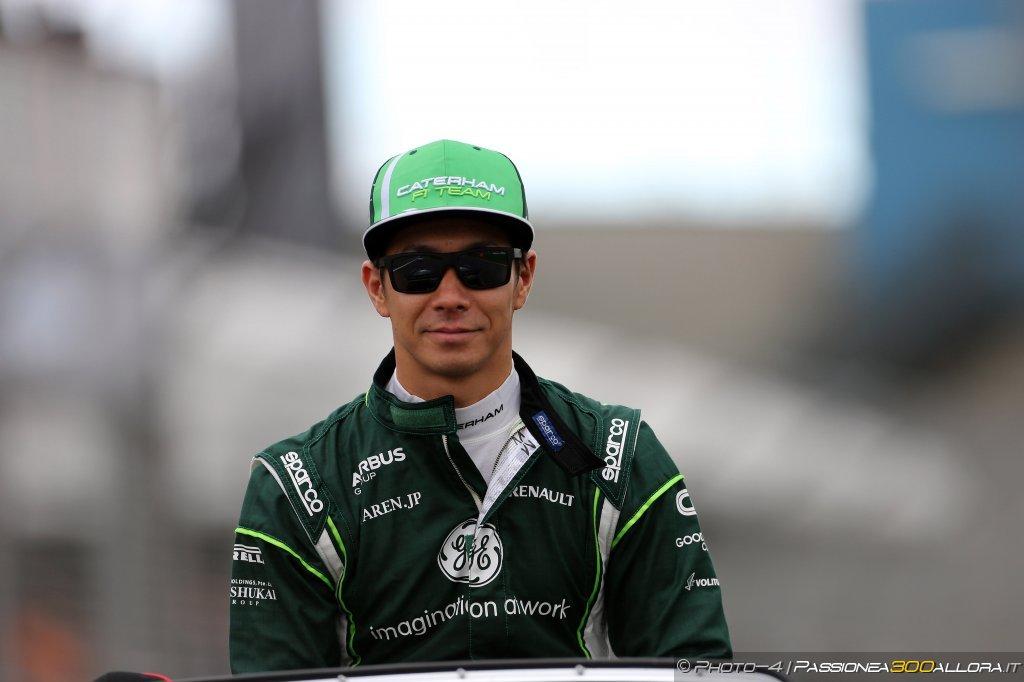Kobayashi correrà nella Super Formula giapponese