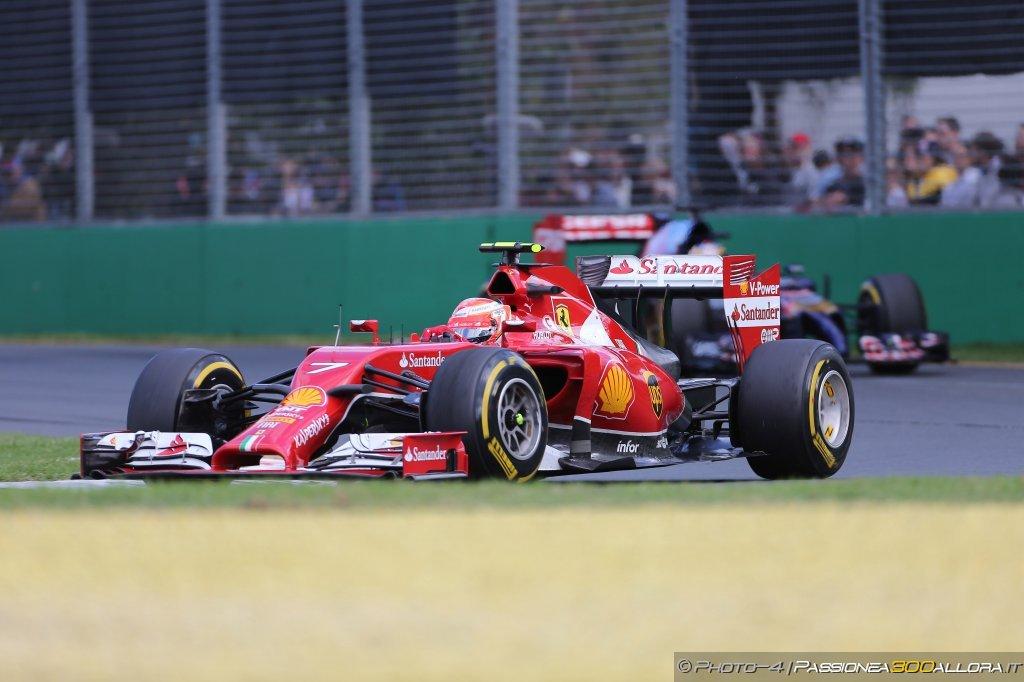 Kimi Raikkonen potrebbe ritirarsi a fine 2015