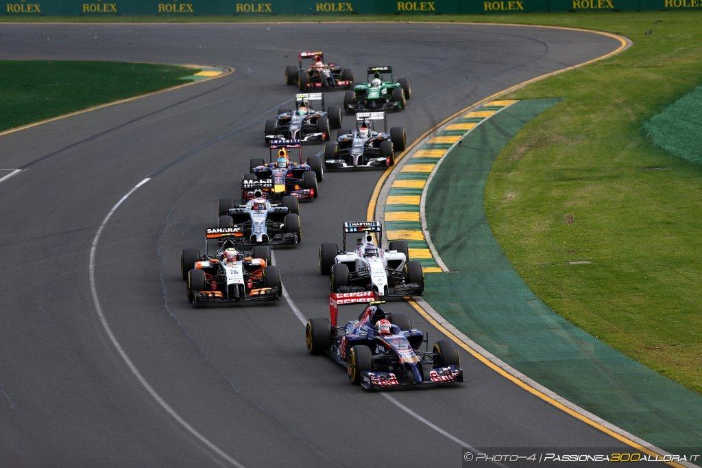 2015, ultimo appello per la F1?