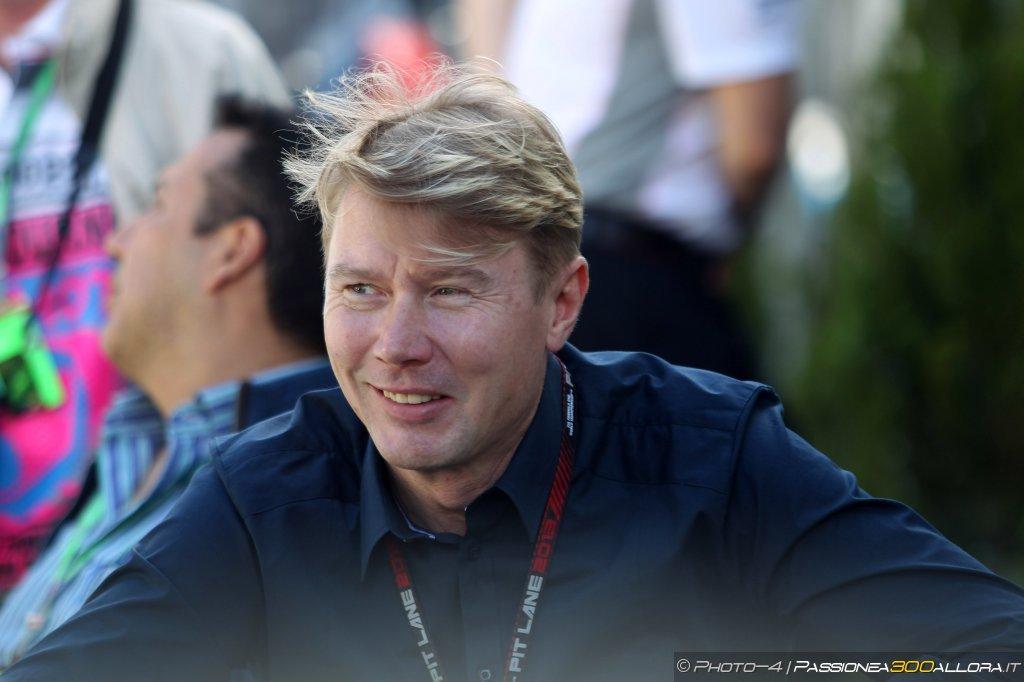 Mika Hakkinen: