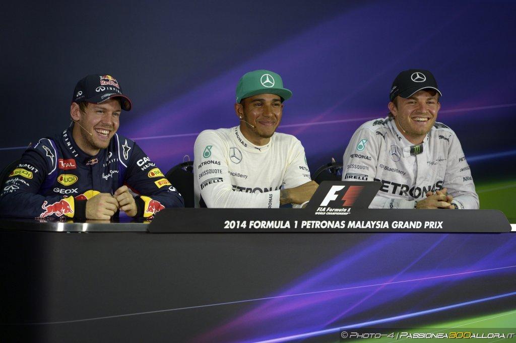 GP della Malesia, qualifiche: le dichiarazioni dei primi tre classificati