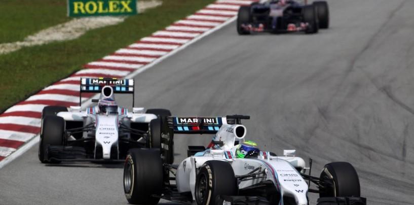 """La Williams """"ristruttura"""" il Reparto Corse e la squadra di ingegneri"""