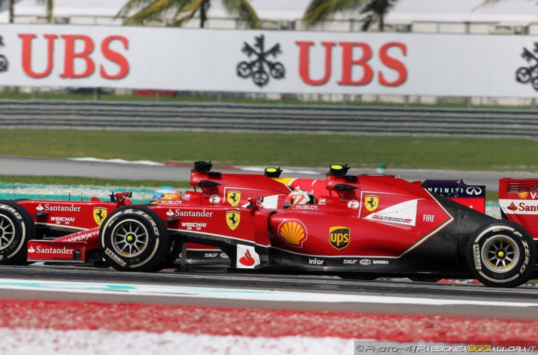 """Fernando Alonso: """"Finché sei davanti al tuo compagno di squadra, stai già facendo qualcosa in più"""""""