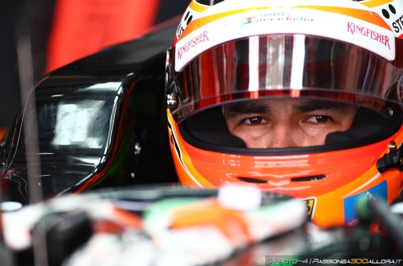 """Perez, una """"Mercedes"""" che non ti aspetti a Sochi"""