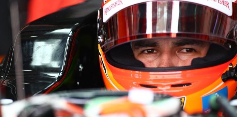 """Sergio Perez: """"Nessuno può essere contento sulla questione sicurezza"""""""