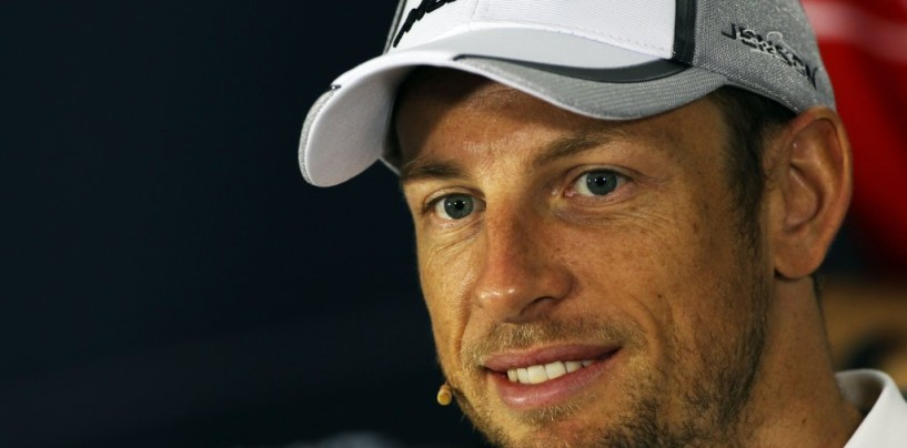 Jenson Button e la delusione per la strategia sbagliata in Ungheria