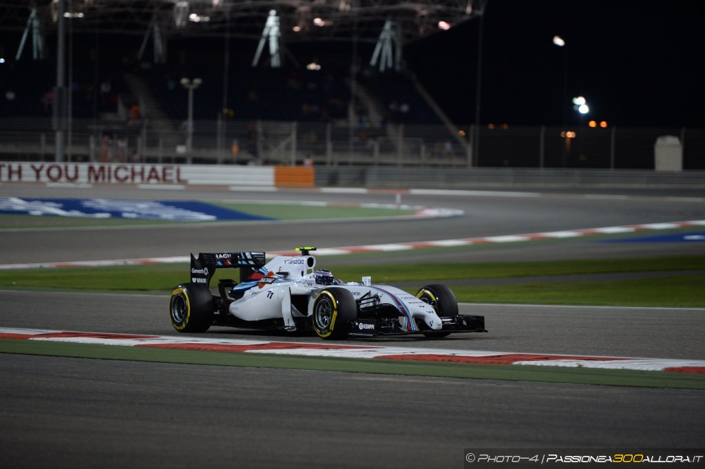Gp del Belgio, prove libere 3: Bottas davanti a Ricciardo e Rosberg
