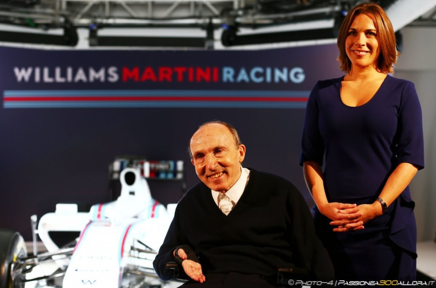 A tu per tu con Claire Williams