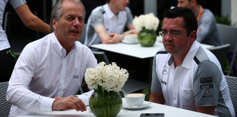 Boullier smentisce le tre monoposto per team nel 2015