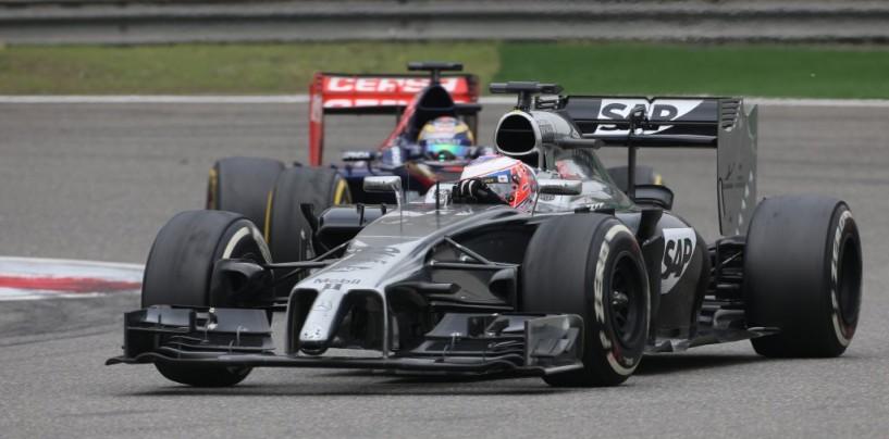 La McLaren non ha fretta di trovare un nuovo sponsor principale