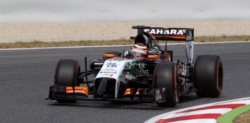 Force India: a rischio anche l'ultima sessione di test a Barcellona