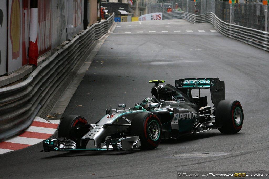 Nico Rosberg conquista la pole del Gp di Monaco 2014