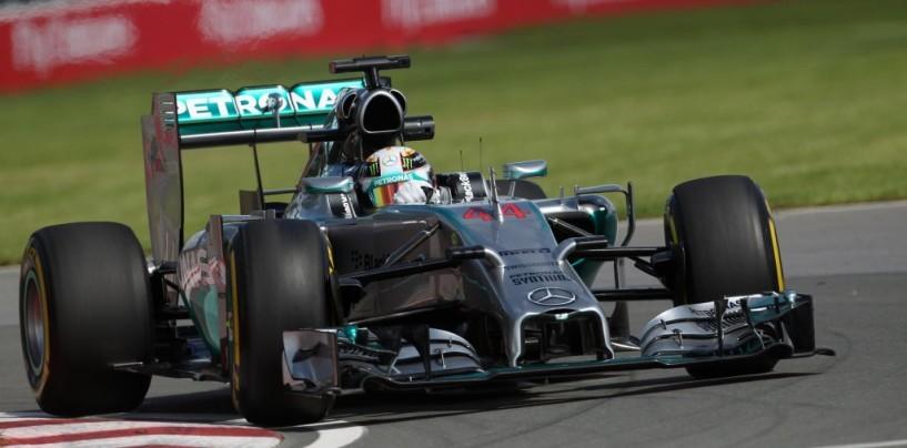 GP di Gran Bretagna, libere 2: Hamilton davanti con problemi