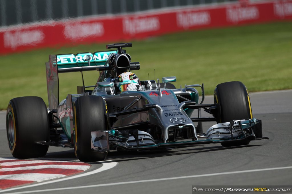 Gp d'Ungheria, prove libere 1: Hamilton davanti a tutti