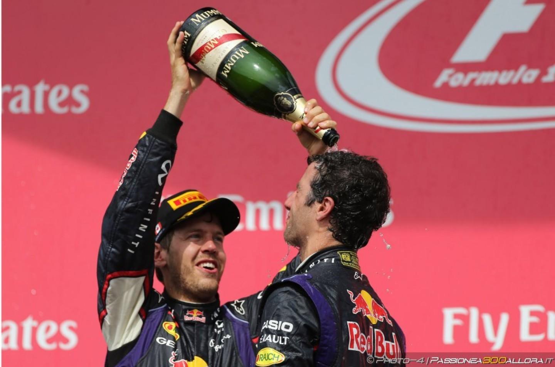 """Sebastian Vettel: """"Non puoi essere sempre il migliore"""""""