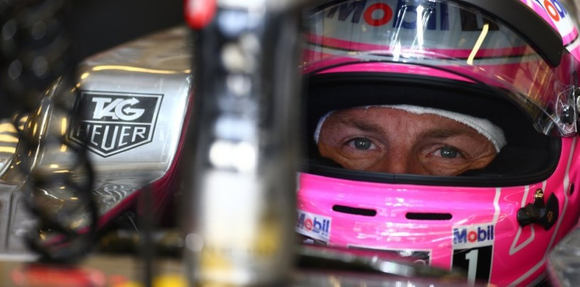 Jenson Button si è sposato con Jessica Michibata