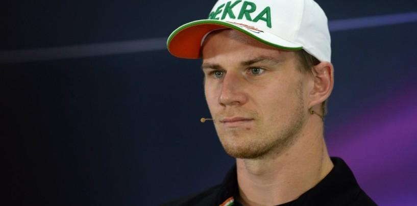 """<span class=""""entry-title-primary"""">Una chance per Nico!</span> <span class=""""entry-subtitle"""">La Renault ha il dovere di dare una vettura veloce ad Hulkenberg</span>"""