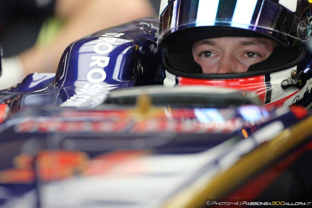 F1 | Daniil Kvyat: la vittoria era possibile sul bagnato