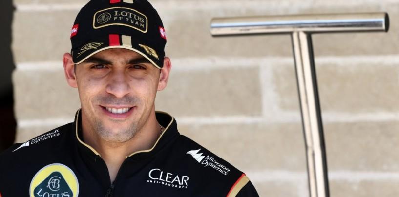 Lotus: Maldonado non cede il volante a Palmer nelle prove libere