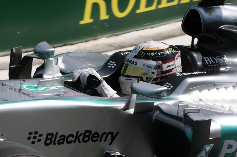 GP d'Italia, libere 2: Hamilton e Rosberg ancora davanti