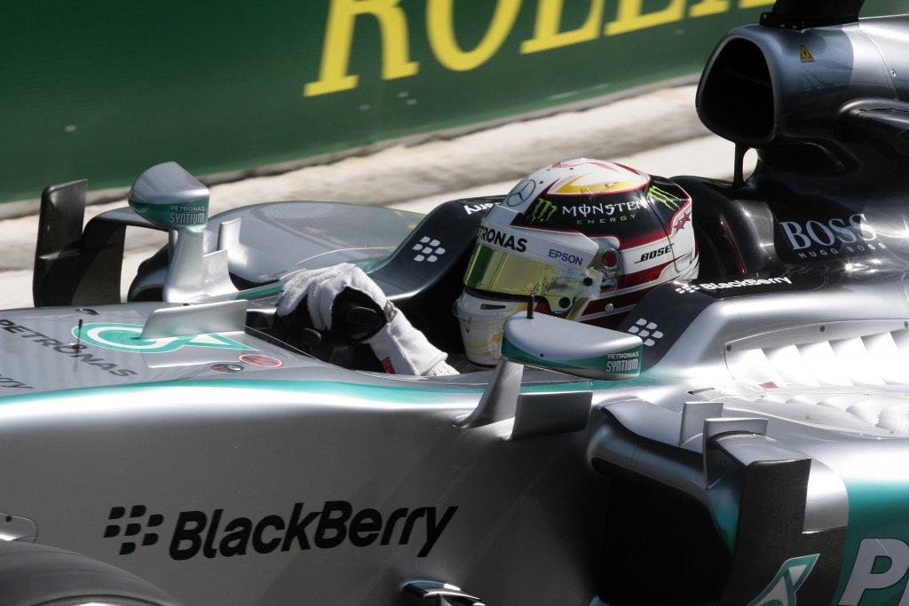 Hamilton su Rosberg: