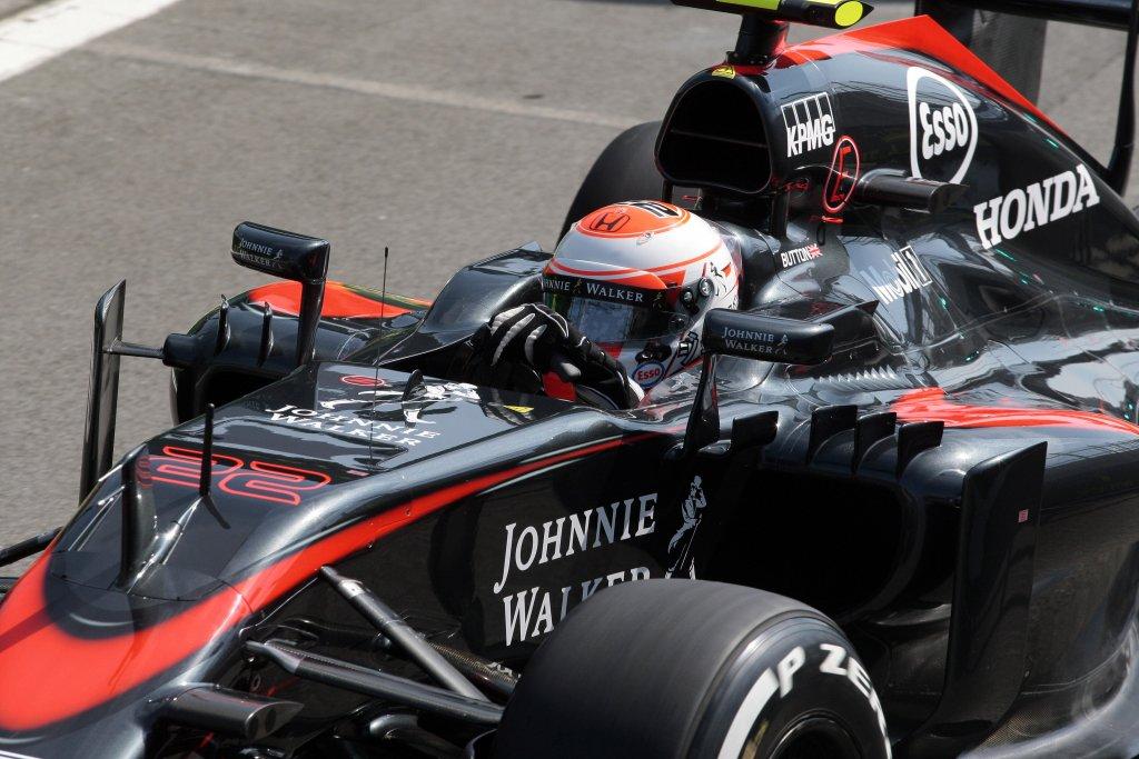 Jenson Button in Mclaren anche nel 2016!