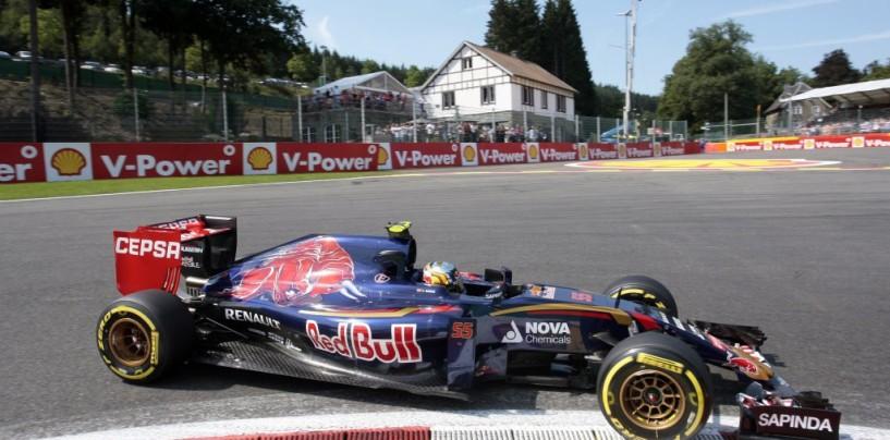 10 posizioni di penalità per Sainz a Monza