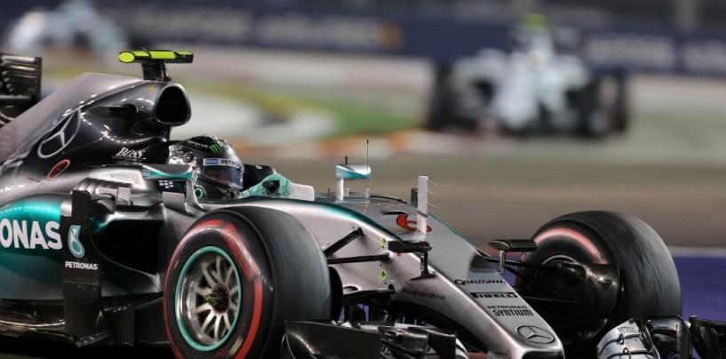 GP Russia 2015: la griglia di partenza
