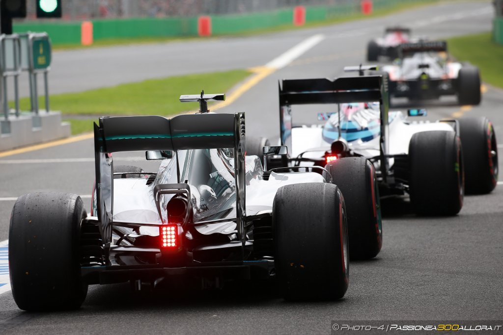 F1   Qualifiche: i team uniti per tornare al format 2015!