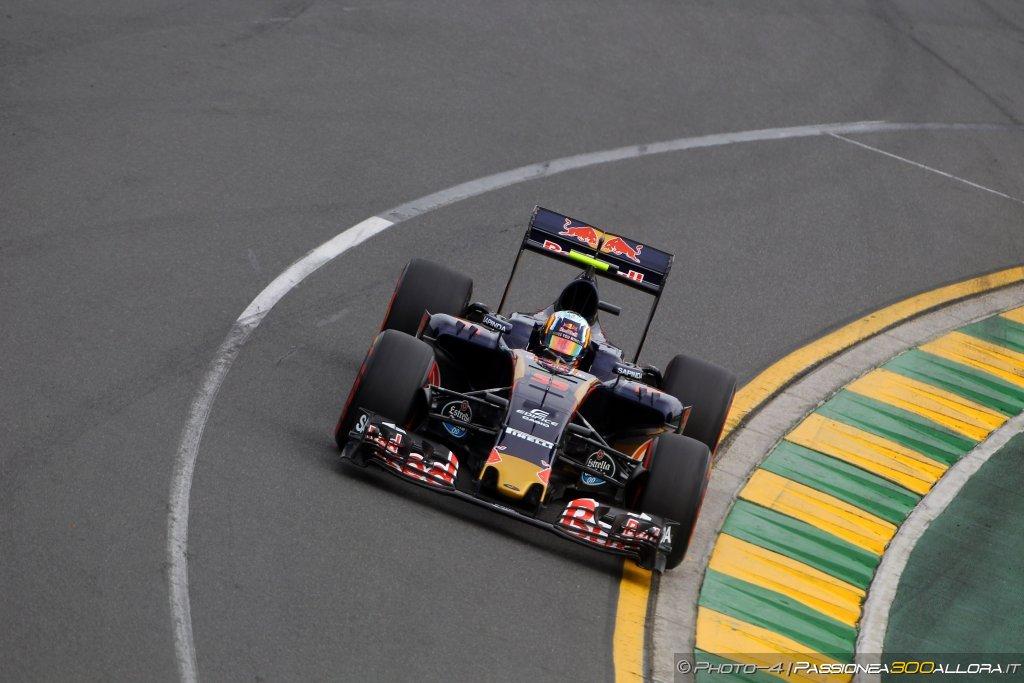 F1 | Toro Rosso, Sainz: ci saranno altre battaglie con Verstappen
