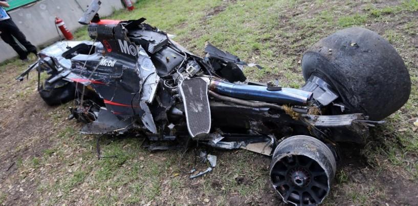 F1 | Pneumotorace e frattura ad una costola per Alonso