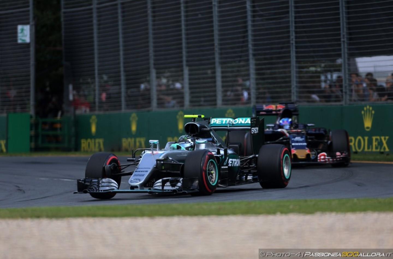 F1 | Nico Rosberg: punto alla vittoria anche in Cina
