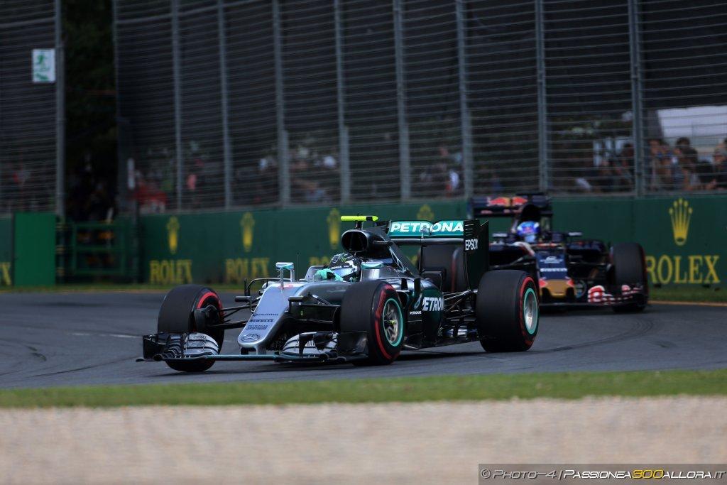 F1   Nico Rosberg: punto alla vittoria anche in Cina