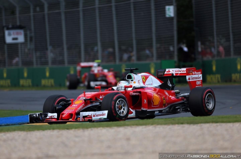 F1 | GP Cina, FP3: Vettel ok nella pioggia di Shanghai