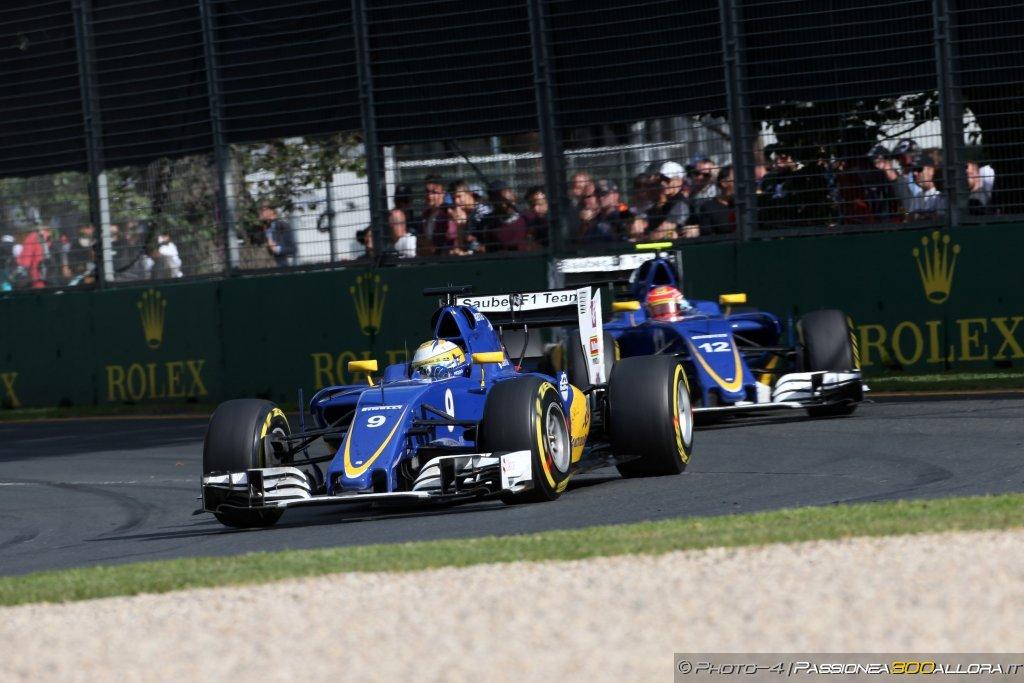 F1 | GP Australia, gara: le dichiarazioni di Sauber, Haas, Manor