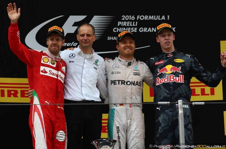 F1 | GP Cina, gara: la parola a Mercedes, Ferrari, Red Bull e Williams