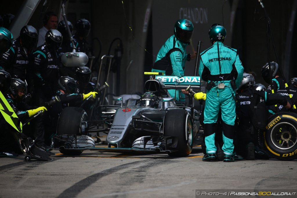 F1 | Nico Rosberg: il divario in classifica è niente