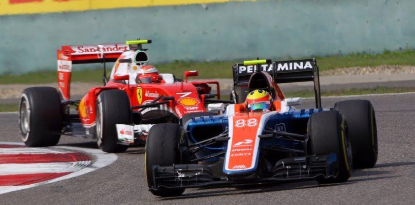 F1 | GP Russia, gara: la parola alla Manor